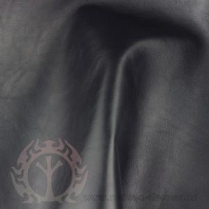 Окрашенная черная кожа 1,4мм