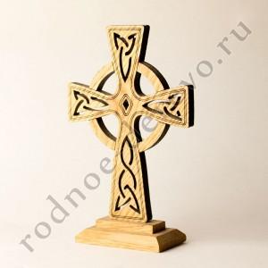 Настольный кельтский крест святого Патрика