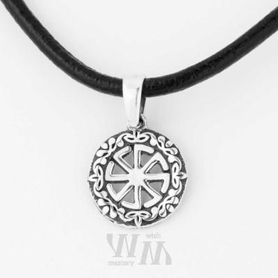 Ладинец (Крест Лады) из серебра